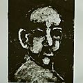Estampes (Monotypes, Linogravures, Xylographies, Collagraphies)