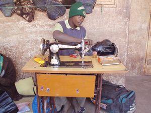 tailleur spécialisé 2 roues Mopti Mali