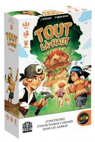 Boutique jeux de société - Pontivy - morbihan - ludis factory - Tout La Haut