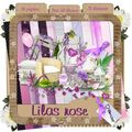 Lilas rose !!!