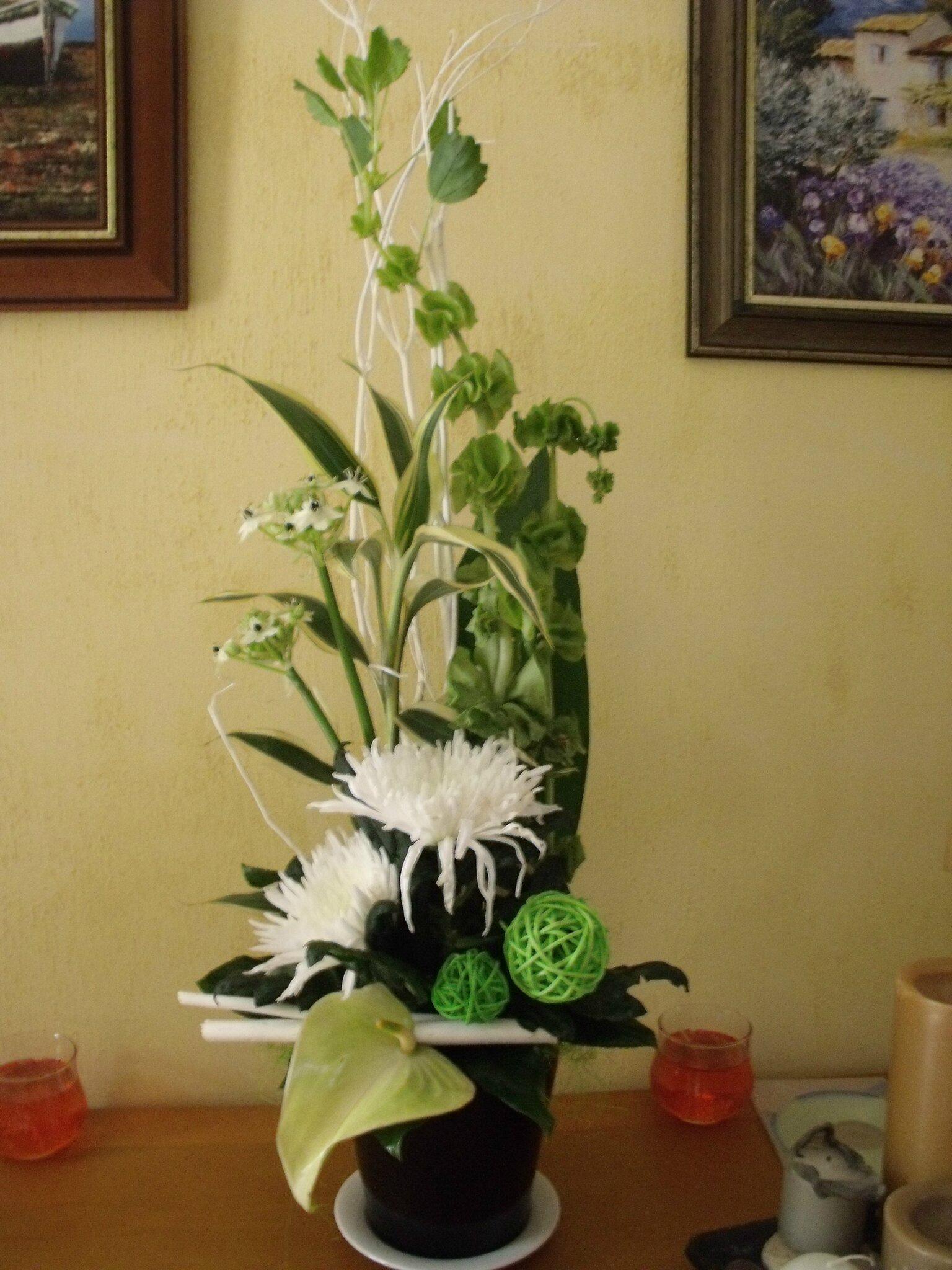 Composition florale maminou - Video composition florale ...