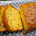 Cake camembert & jambon aux herbes de provence