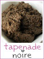 tapenade noire - index
