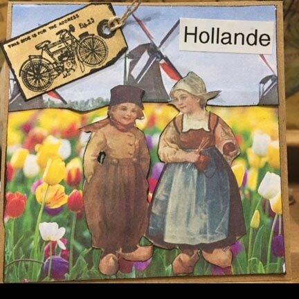 A SQ HOLLANDE