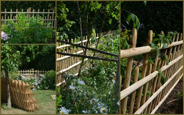 La voila notre barri re une fee d 39 hiver - Barriere infrarouge jardin ...