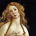 Staatliche museen zu berlin opens exhibition featuring works by florentine painter sandro botticelli