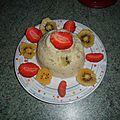 Bowl cake aux kiwis (3 pp)