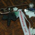 Broche Porte Bonheur #2 (cration Le Comptoir)