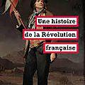 Une histoire de la révolution française par eric hazan.