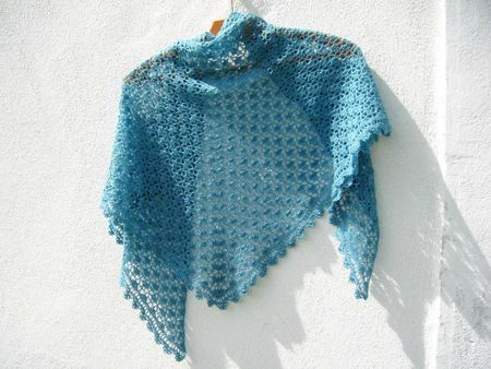 South bay shawlette crochet lace 037
