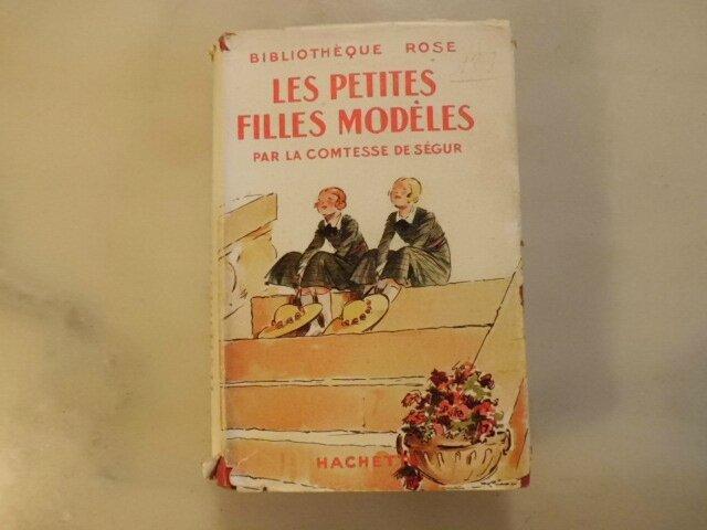 les petites filles mod les comtesse de s gur collection biblioth que rose illustr e ditions. Black Bedroom Furniture Sets. Home Design Ideas