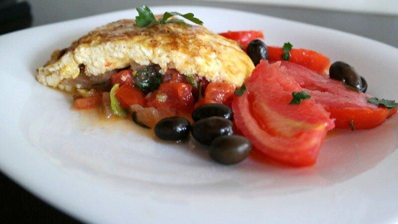 Omelette rapide et facile pour d butants et etudiants - Cuisine facile pour debutant ...