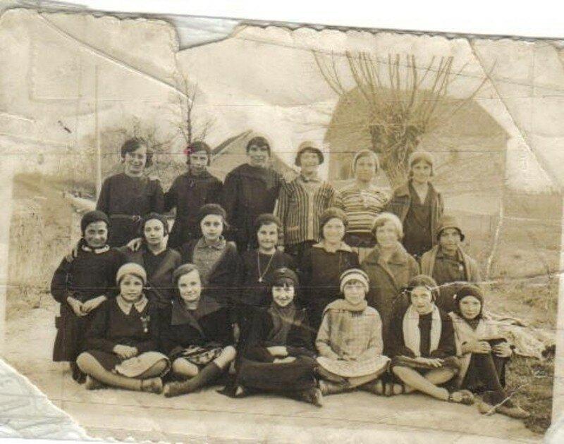 1933 - 1934 (catéchisme)