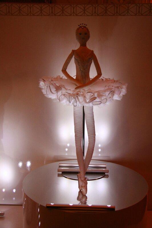 es ateliers costumes de danse de l'Opéra de Paris