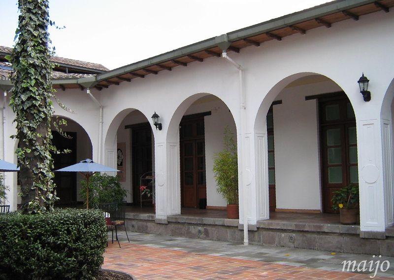 Dans Quito colonial