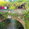 cabane sur le pont
