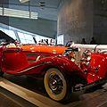 MERCEDES BENZ 500K Spezial roadster 1936 Stuttgart (1)