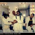 Reggie Rockstone - Festival rap Africain - Aéronef - 2002