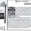 Cci de brest: apprendre le français et visiter le mont saint michel... en bretagne!