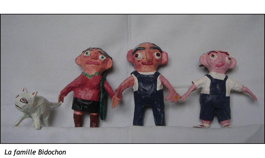 21-La famille Bidochon