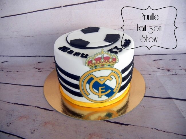 gateau real madrid prunillefee 2
