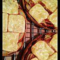 Bruschetta raclette