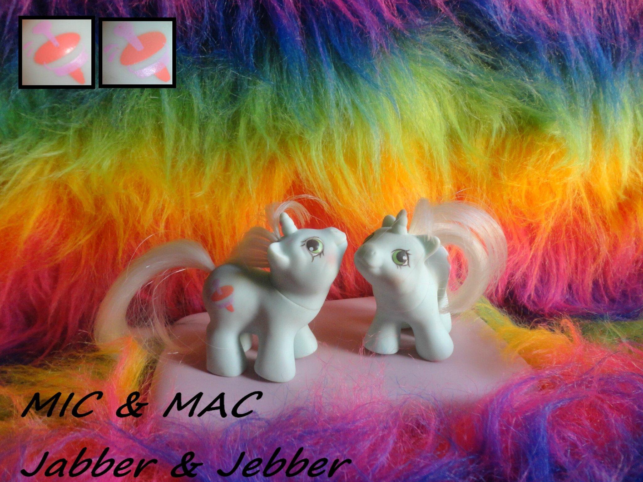 MIC & MAC Jabber & Jebber