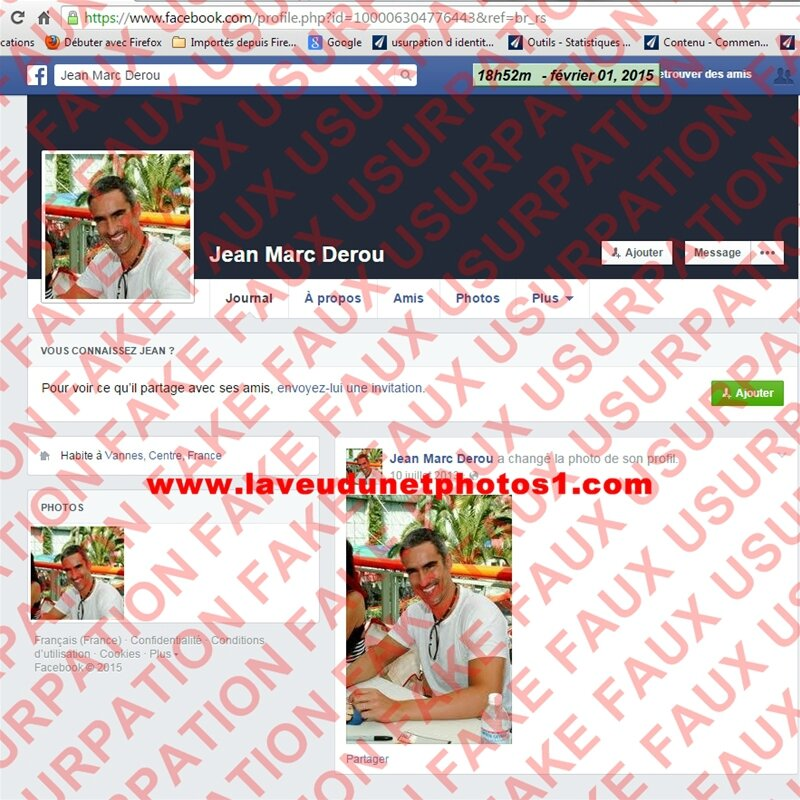 Faux profil facebook https://www.facebook.com/profile.php?id