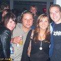 Mégane, Marc (B-Day), Céline et Danick.