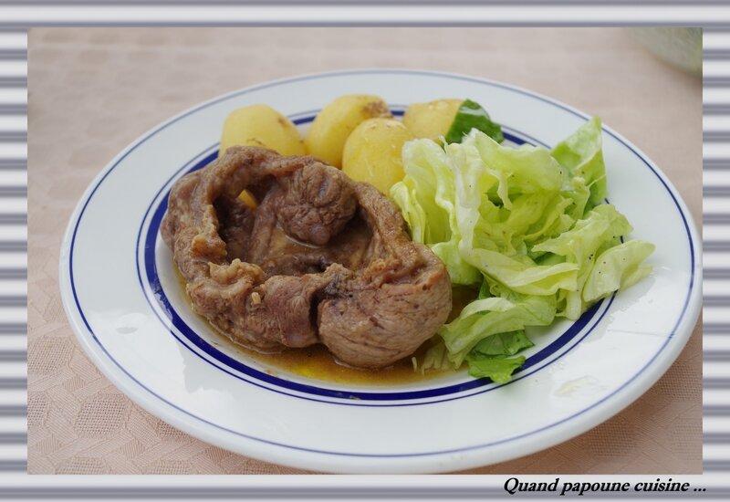 Osso bucco de jarret de veau aimer cuisiner et manger - Cuisiner un jarret de boeuf ...