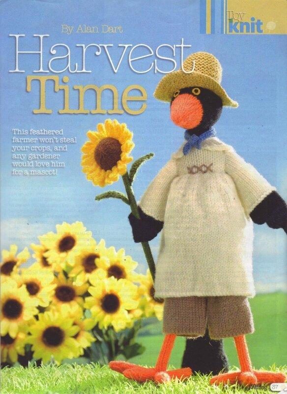 Traduction Harvest Time - Alan Dart