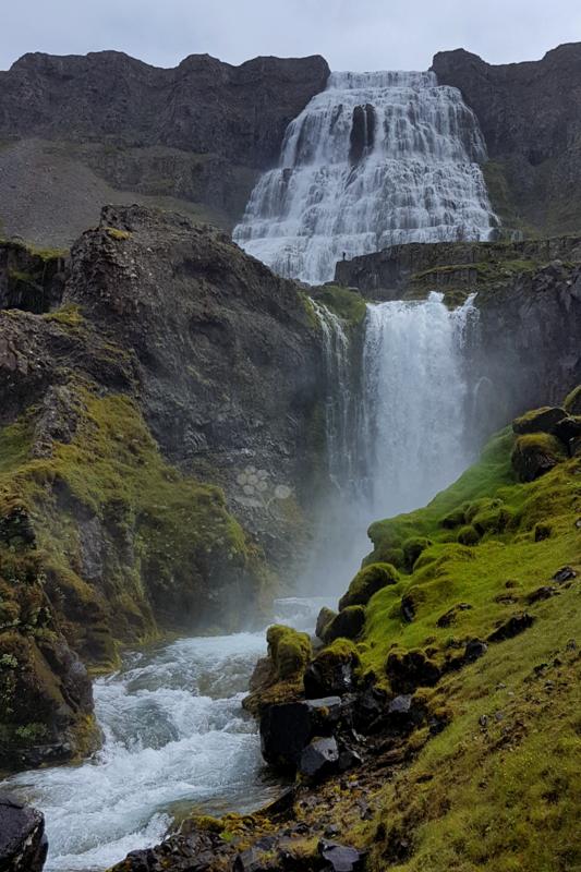 Islande, cascade de Dynjandi_13