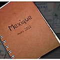 Carnet Mexique