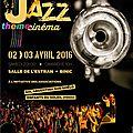 Concert de couleurjazz les 2 et 3 avril !