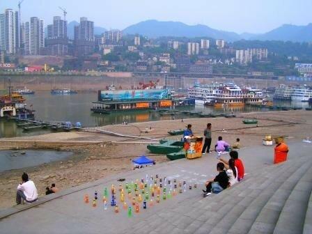 Chongqing embarcadère