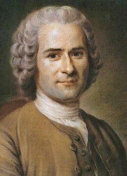 J. J. Rousseau : Luxe , calme et volupté ?