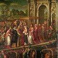 Le voyage en italie (1574)