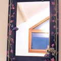 Miroir floral