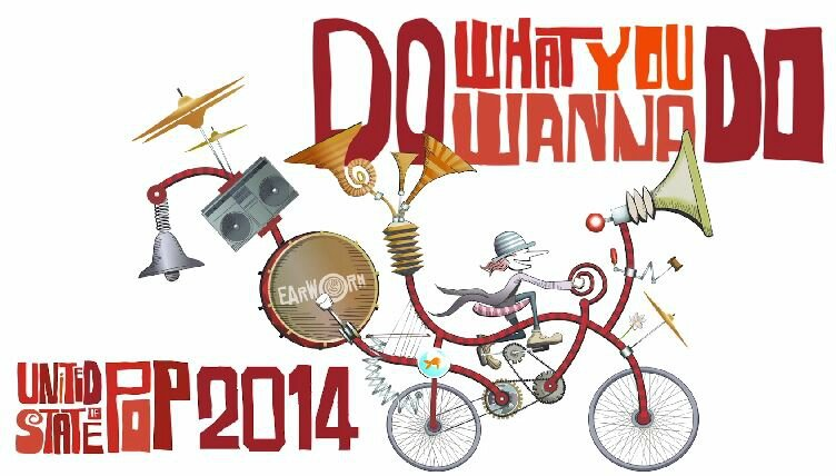 DJ Earworm United State of Pop 2014 Do What you Wanna Do