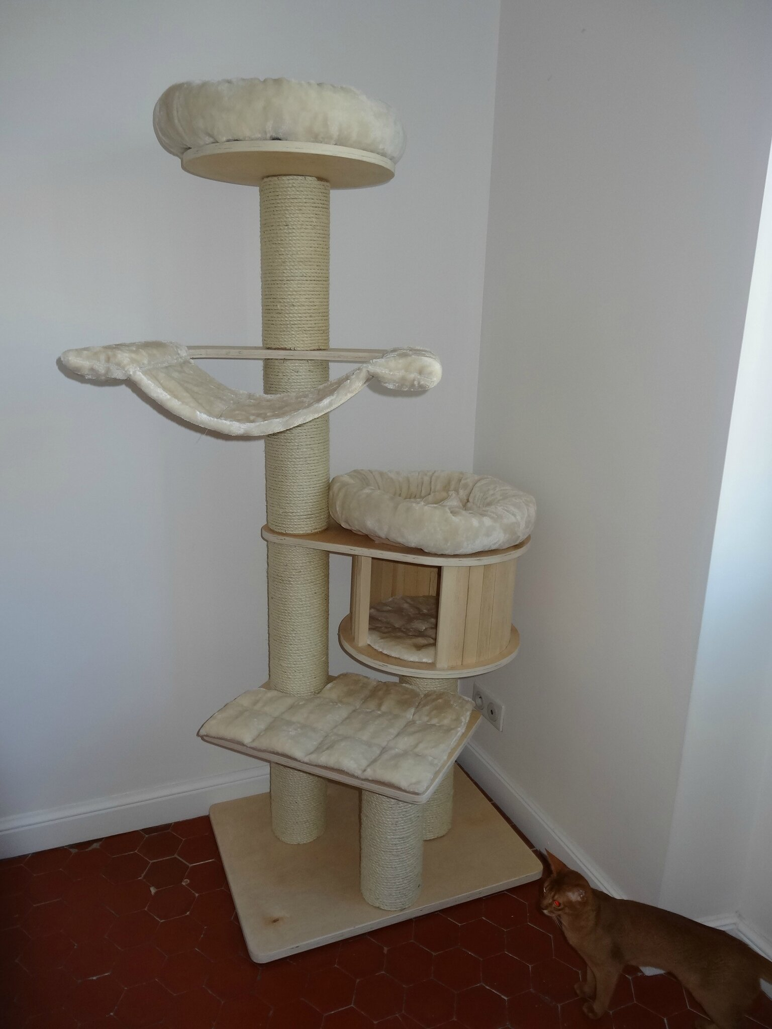 arbre a chat xl paradise