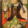 1474 (ca) - Juste de Gand : St Augustin - flickr.com (Louvre)