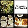 J'ai testé le brunch au pershing hall