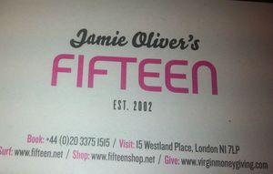 Fifteen Carte de visite (2) J&W