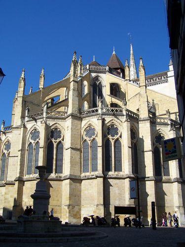 Bayonne-Cathédrale Ste Marie