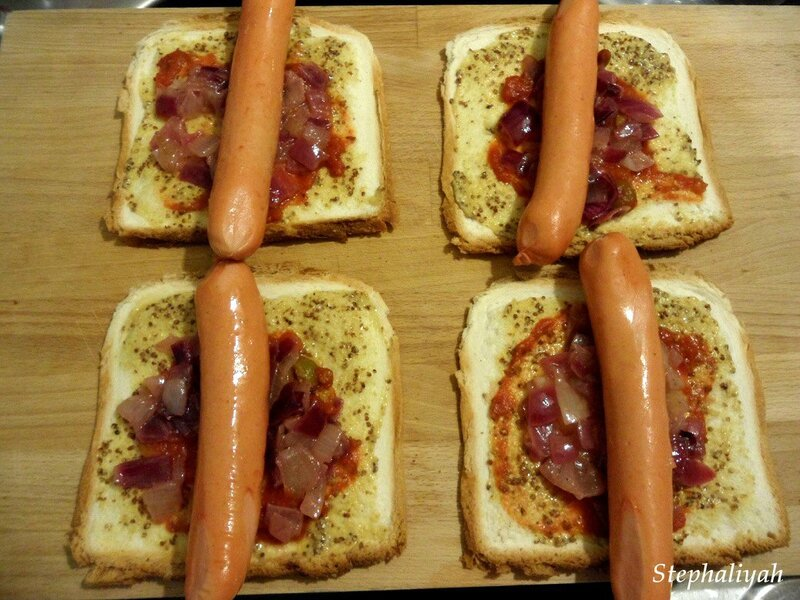 Croques hot dog - 3