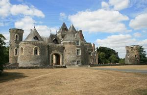 Chateau de Bourmont