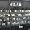 EPITAPHE 1