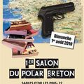 1er Salon du polar breton, photos et compte-rendu