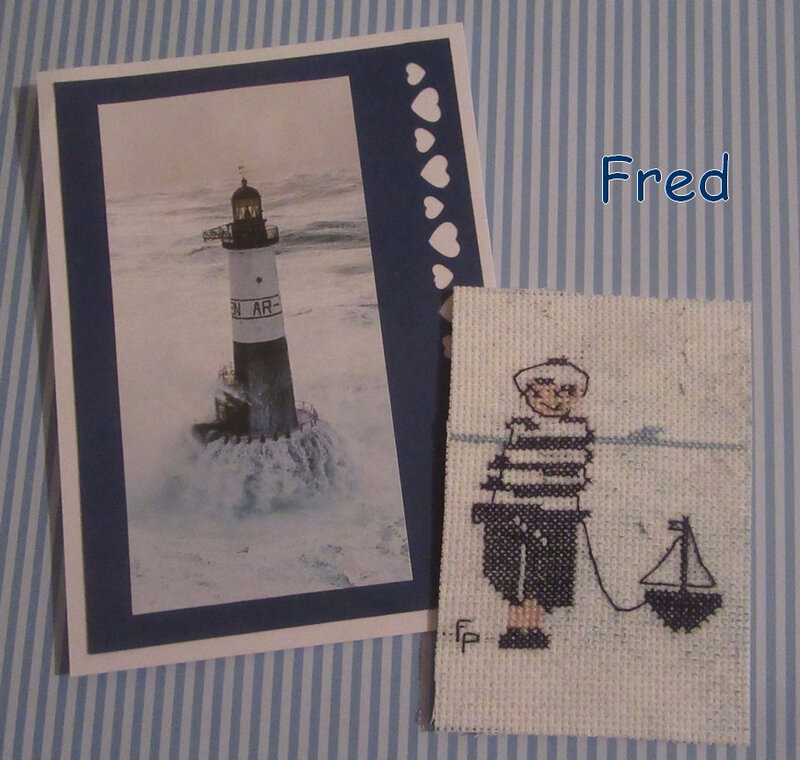 Fred a