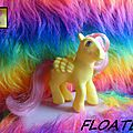 (014) G1 poneys Magic Message / Magic Message ponies